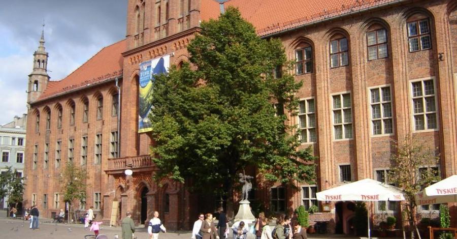 Rynek w Toruniu - zdjęcie
