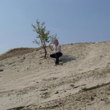 Góry piaskowe - zdjęcie