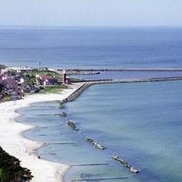 Brzegiem Bałtyku - zdjęcie