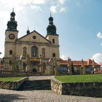 Kalwaria Zebrzydowska - Klasztor