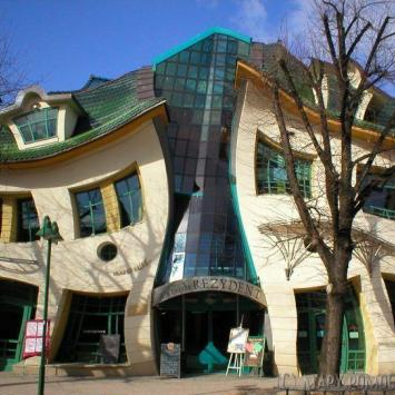 Sopot - krzywy domek, Natalia