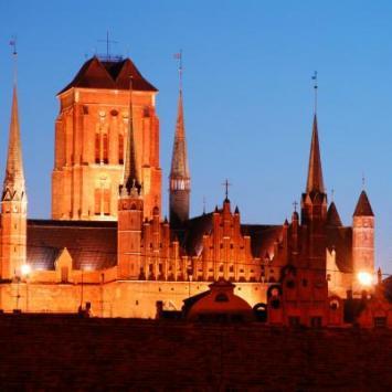 Gdańsk - Kościół Mariacki