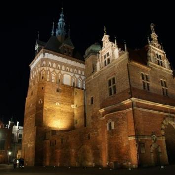 Gdańsk- Wieża więzienna