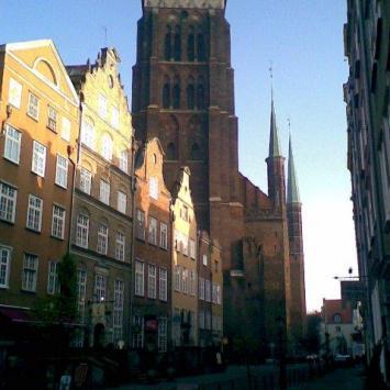 Gdańsk- Kościół Mariacki