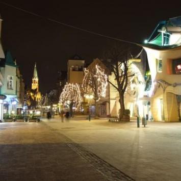 Sopot- Monciak nocą, Urszula