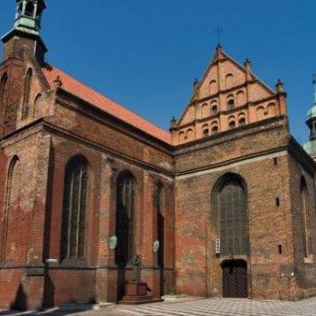 Gdańsk- Kościół św. Brygidy