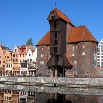Gdańsk- Żuraw