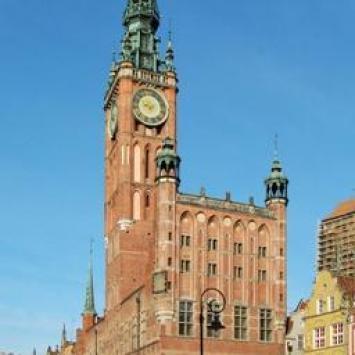 Gdańsk- Ratusz