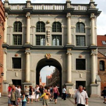 Gdańsk- Złota Brama