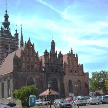 Gdańsk- Kościół św. Katarzyny