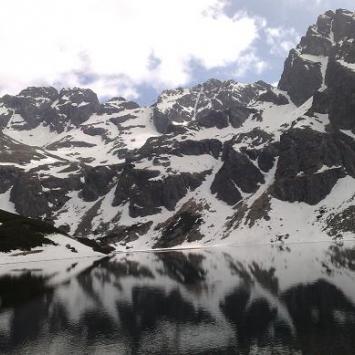 Kasprowy na Skitourach-początki :p - zdjęcie