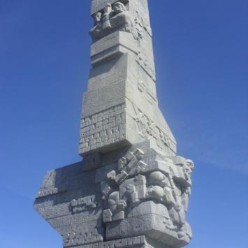 Pomnik na Westerplatte