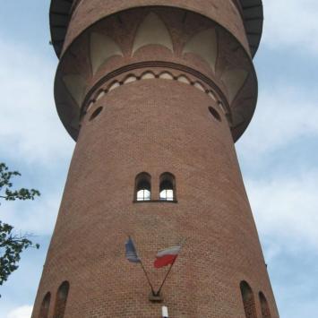 Wieża Ciśnień w Giżycku