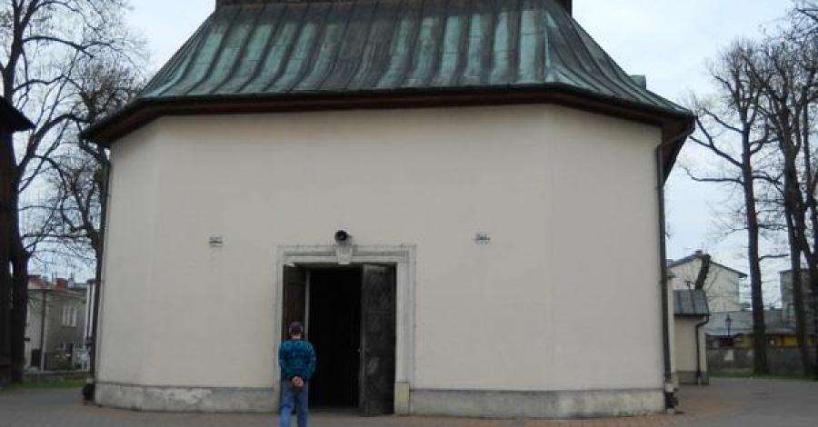 Skała k / Krakowa - kościół p.w. Św. Mikołaja ... - zdjęcie