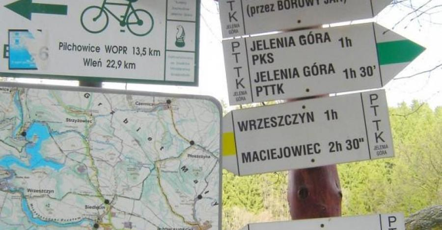 Wzgórze Krzywoustego i Perła Zachodu - wiosenne wędrowanie., Piotrek G.