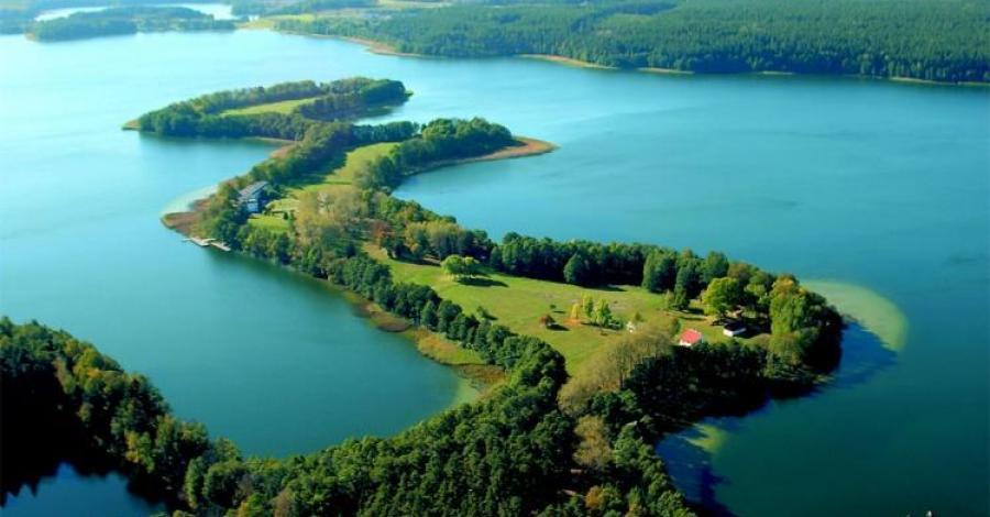Kraina Tysiąca Jezior, Paweł Łebkowski