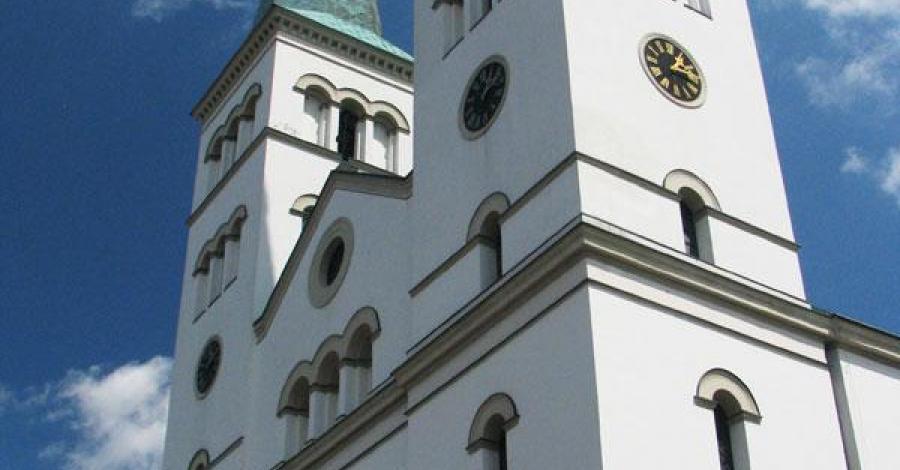 Bazylika w Mikołowie - zdjęcie