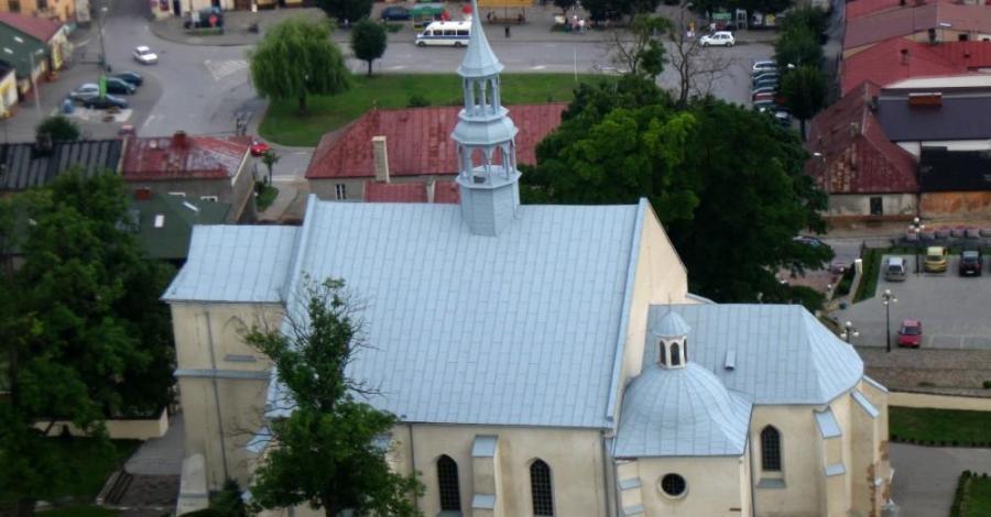 Kościół Św. Bartłomieja w Chęcinach - zdjęcie