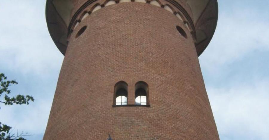 Wieża Ciśnień w Giżycku - zdjęcie