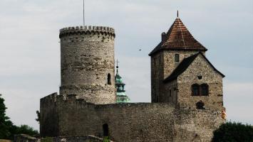 Rabsztyn,Sławków i Będzin - szturm na zamki - zdjęcie