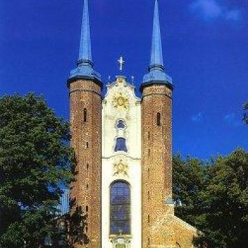 Gdańsk - Katedra Oliwska