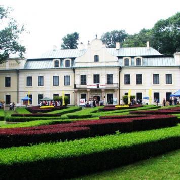 Pałac Mieroszewskich w Będzinie