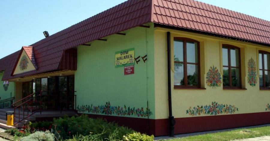 Dom Malarek w Zalipiu - zdjęcie