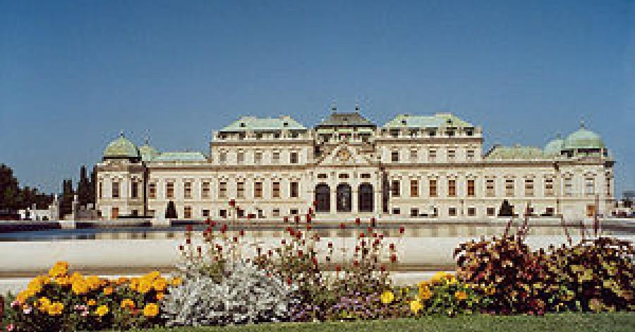Wiedeński Belweder - bajkowa rezydencja ... - zdjęcie