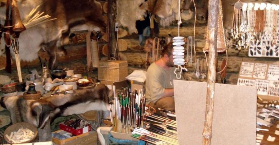 Festyn Archeologiczny w Biskupinie - zdjęcie