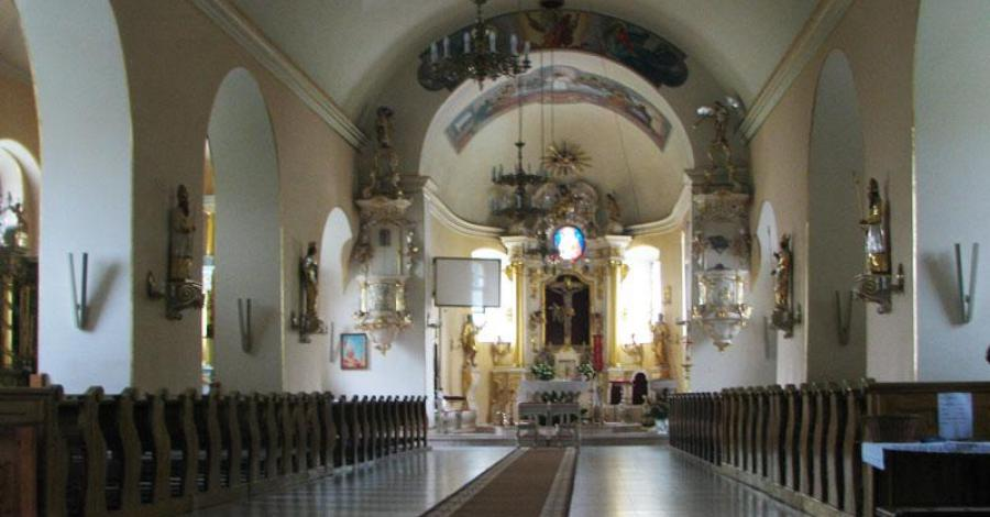 Kościół Św. Wojciecha w Jeleśni - zdjęcie