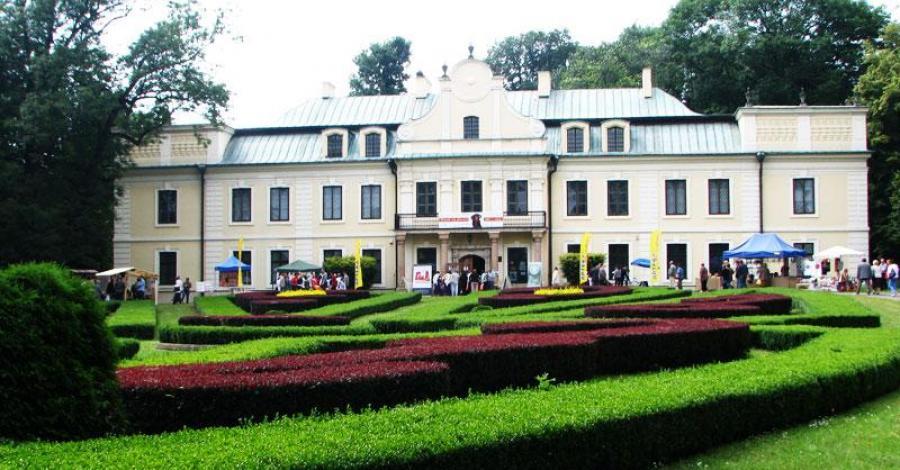 Pałac Mieroszewskich w Będzinie - zdjęcie