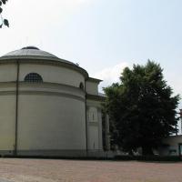 kościół w Puławach