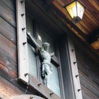 Kościółek drewniany w Nałęczowie