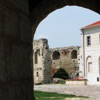 Ruiny zamku Janowiec