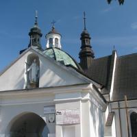 kościół w Kurozwękach