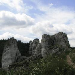 Skalne miasto w Ogrodzieńcu