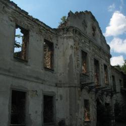 Włodowice - pałac