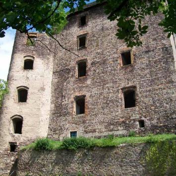 zamek w świnach, Krzysztof Dorota