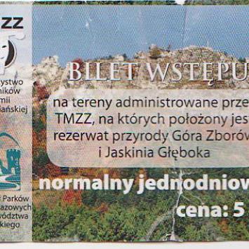 Po Jurze Krakowsko - Częstochowskiej I - zdjęcie
