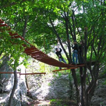 Park Linowy w Podlesicach