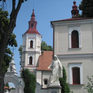 Kościół w Szczebrzeszynie, Anna Piernikarczyk
