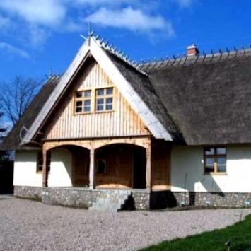 Chata Kaszubska w Brusach