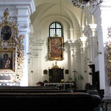 Kościół Sw. Michała, Anna Piernikarczyk