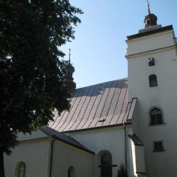 Kościół w Baranowie Sandomierskim