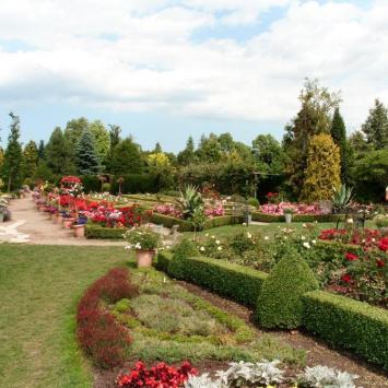 Ogrody Hortulus w Dobrzycy - zdjęcie
