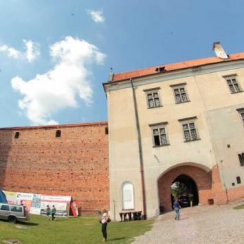 Zamek w Łęczycy - zdjęcie