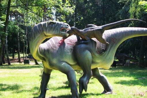 Dino Park w Rybniku