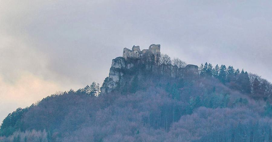 Zamek Lietawa - królewski skarbiec. - zdjęcie