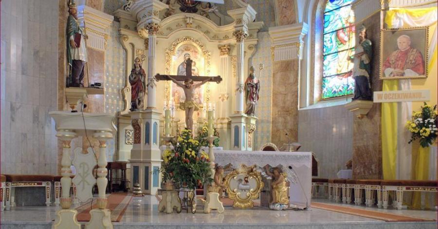 Kościół Św. Macieja w Andrychowie - zdjęcie
