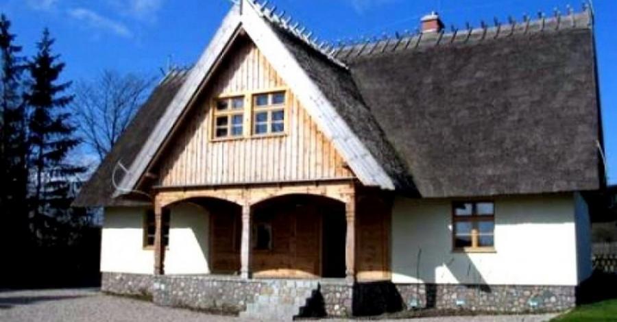 Chata Kaszubska w Brusach - zdjęcie